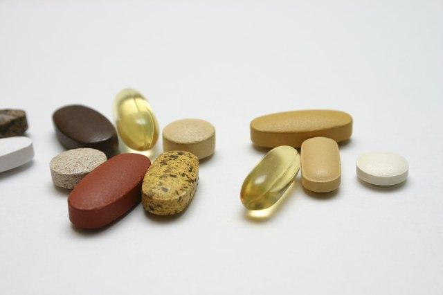 Pill cocktail