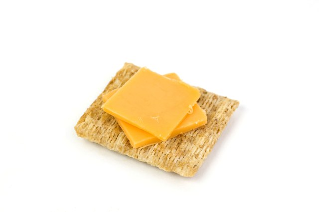 Cracker and Cheese
