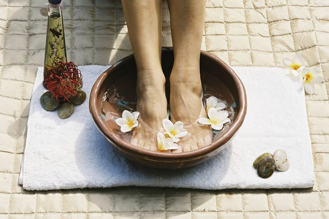 Body & Beauty - aromatherapy foot soak