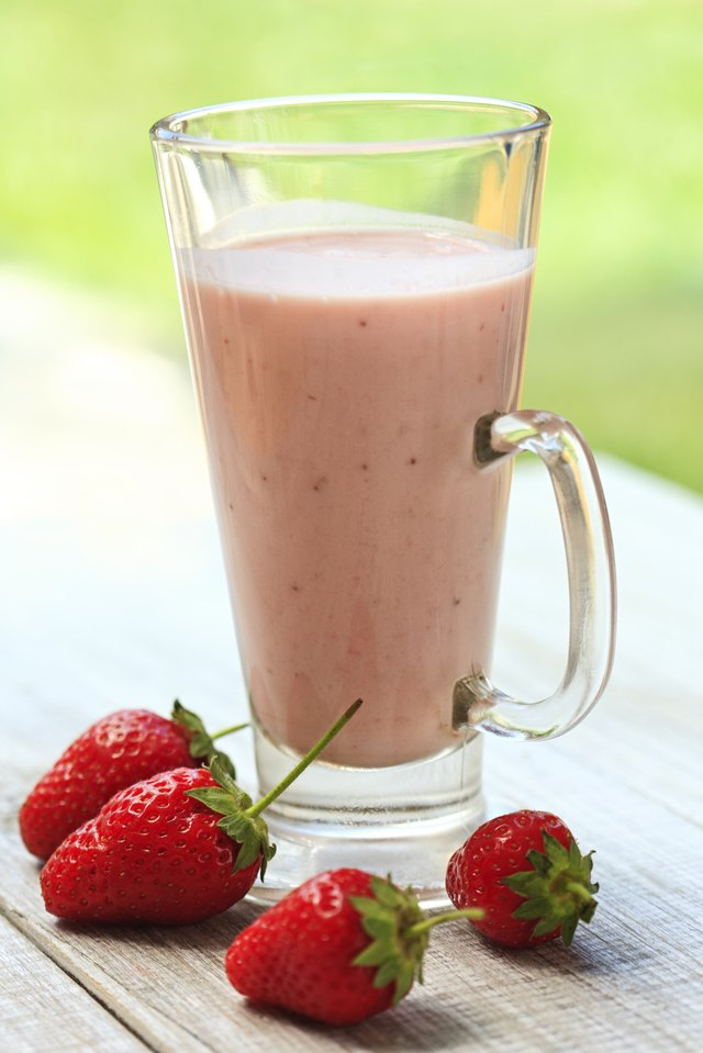 The Best Fiber Drink Shake for Weight Loss