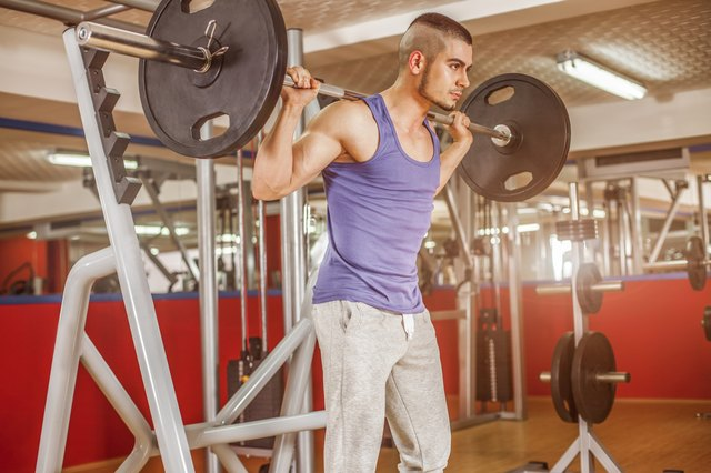 Weightlifting Exercises to Avoid With Sciatica