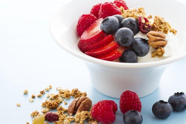 Nutritional Information For Yoplait Light Yogurt