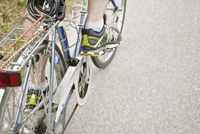 Ankle Pain and Cycling