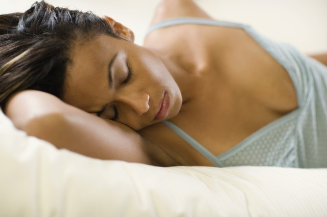 Why Do You Lose Weight After a Night's Sleep?