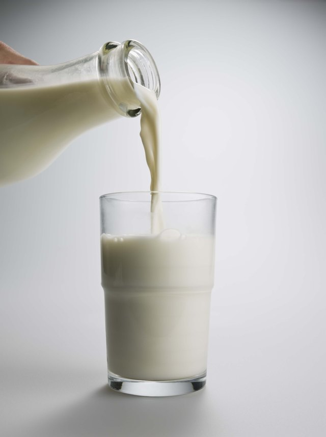 Is Drinking Milk With Meals Decreasing My Iron Absorption?