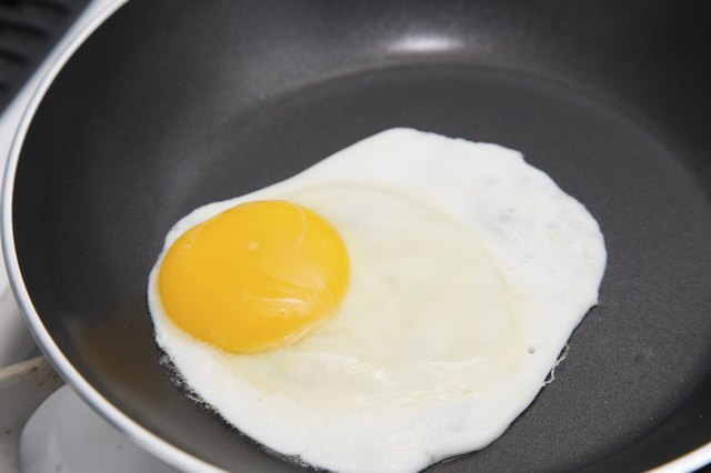 How to Cook an Egg Over-Medium