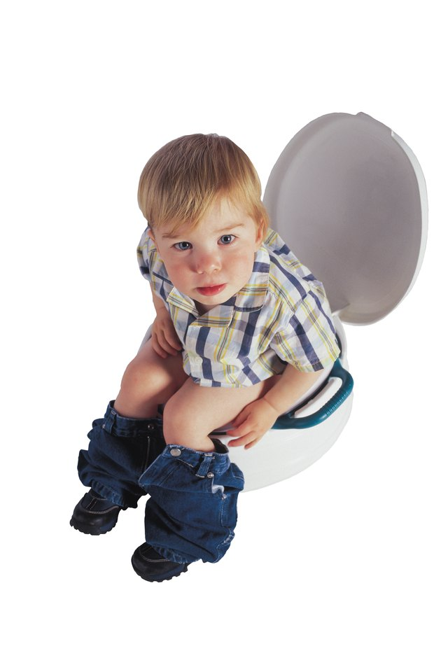 How to Potty Train a 16-Month-Old