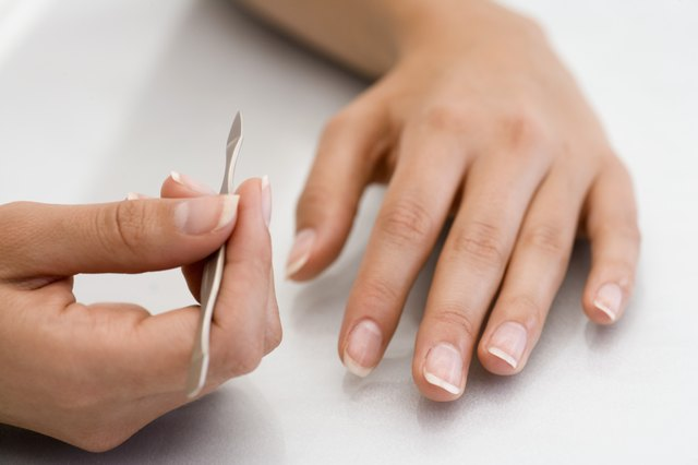 Hand and cuticle pusher