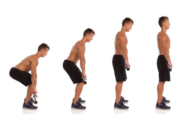 How To Make a Deadlift