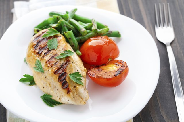 How to Cook Chicken Breasts on the Grill With Aluminum Foil