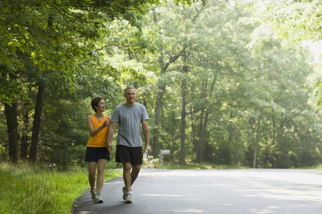 Will Walking Eight Miles a Day Help Me Lose Weight?