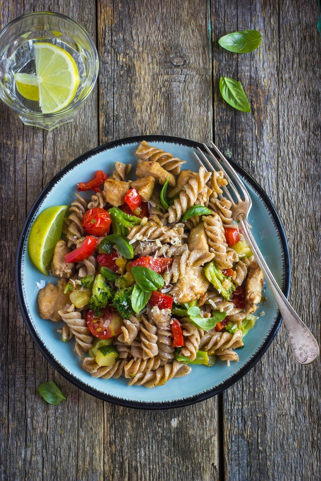 Can You Eat Whole-Wheat Pasta On A Low-Carb Diet