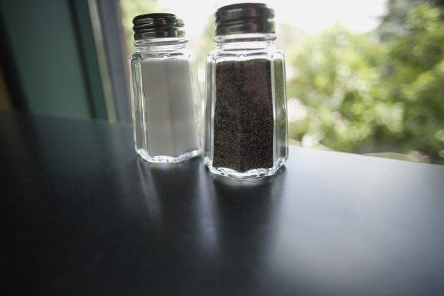 Iron and Iodine