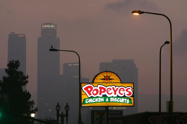 L.A. City Council Proposes Ban On Fast-Food Chains