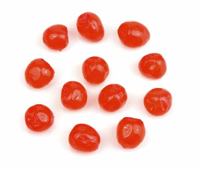 Twelve GlacF Cherries