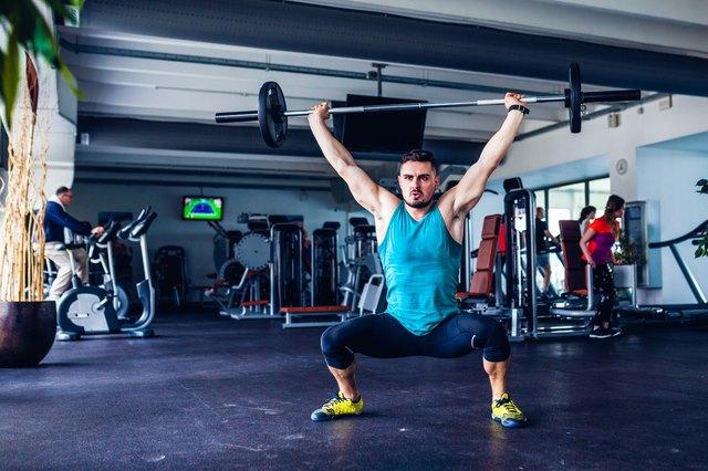 Squat Exercises for Men | Livestrong.com