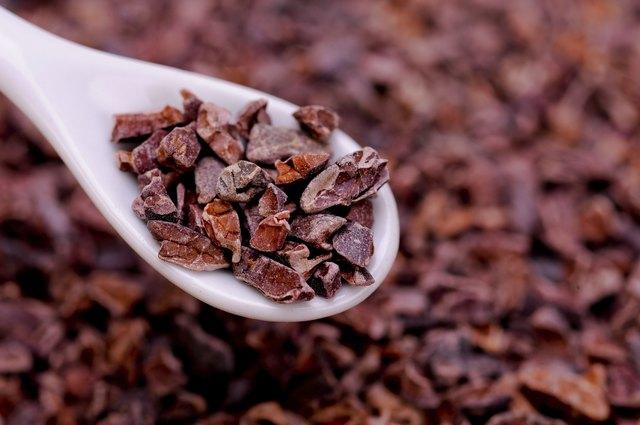 Organic raw cocoa nibs