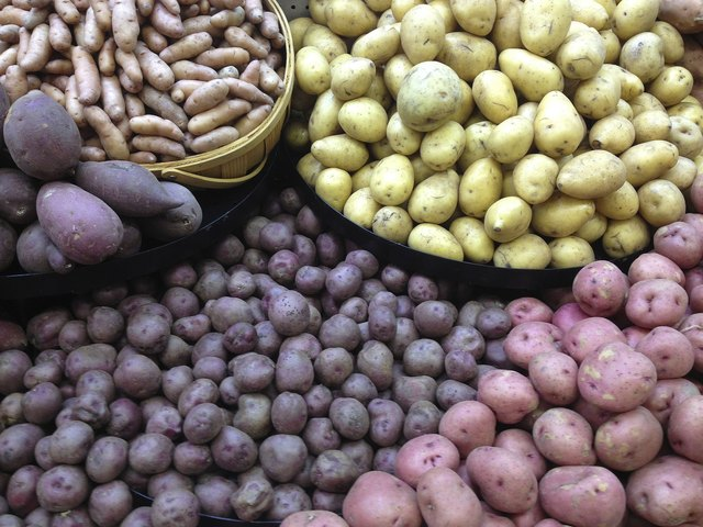 Potatoes of Color