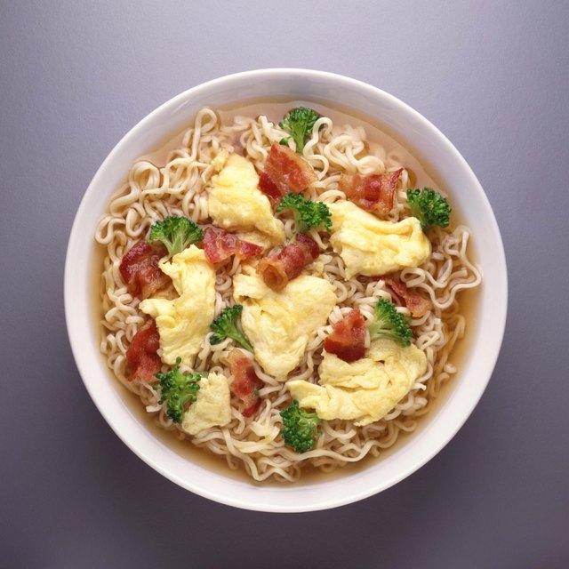 can ramen noodles cause diarrhea  livestrong