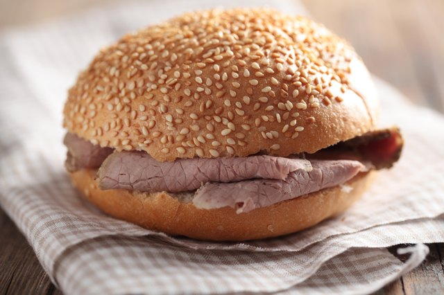 Can You Eat Roast Beef Deli Meat During Pregnancy?