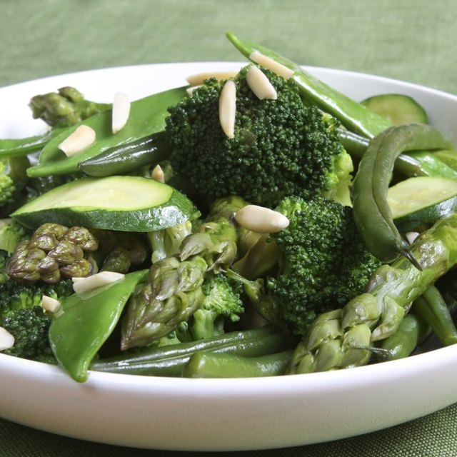 Sauteed Green Vegetables