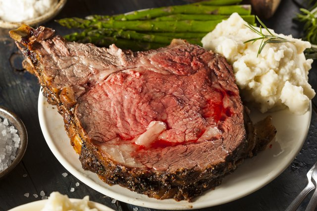 How to Cook Sliced Prime Rib