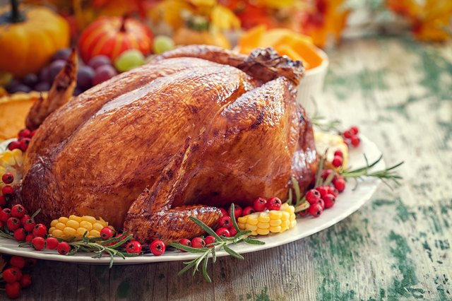 Turkey dinner for muscle building diet
