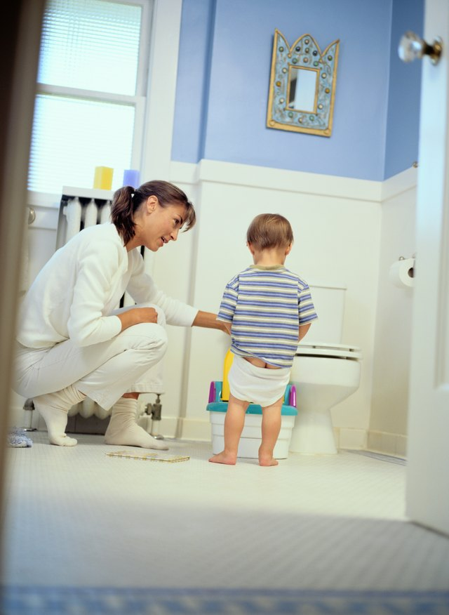 Cleaning Tips For Toilet Training Accidents Livestrong Com