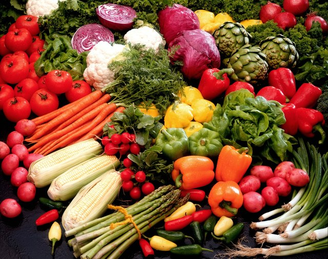 Spread of vegetables