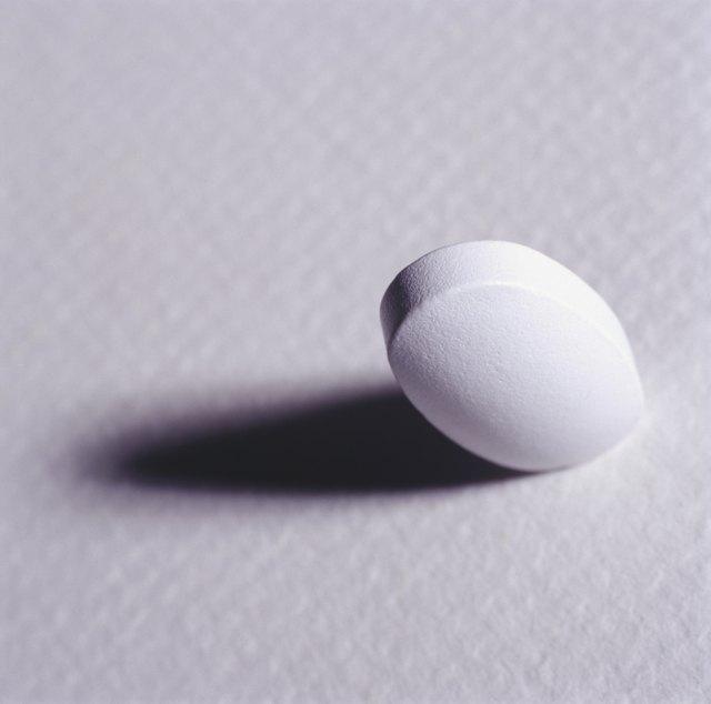 Pill, (Close-up)