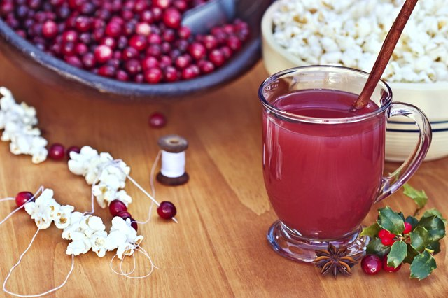 Red Cranberry Vs. White Cranberry