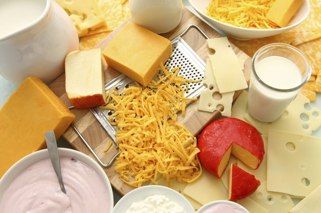 Dairy and cheese group