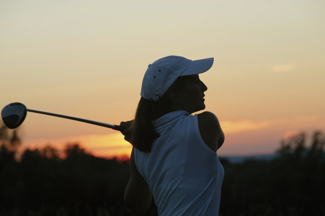 The Average Women's Golf Swing Speeds