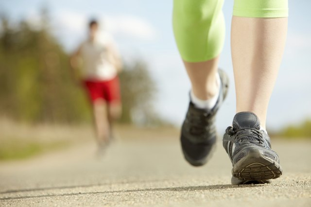 How Many Miles Should You Walk or Jog to Lose Weight?