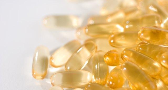 Pure cod liver oil pills omega3 vitamin D