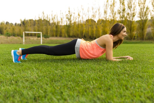 Flat Stomach Exercises for Women in Three Weeks