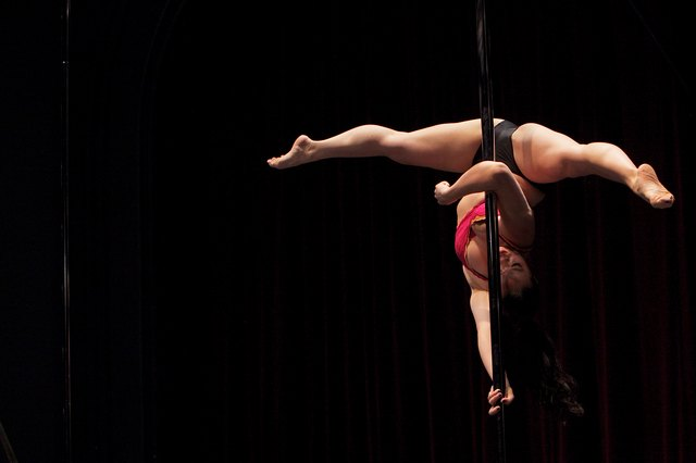 Can Pole Dancing Help You Lose Weight? | Livestrong.com