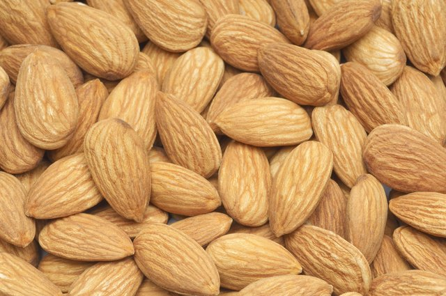 Nutritional Difference Between Almond Butter & Almonds