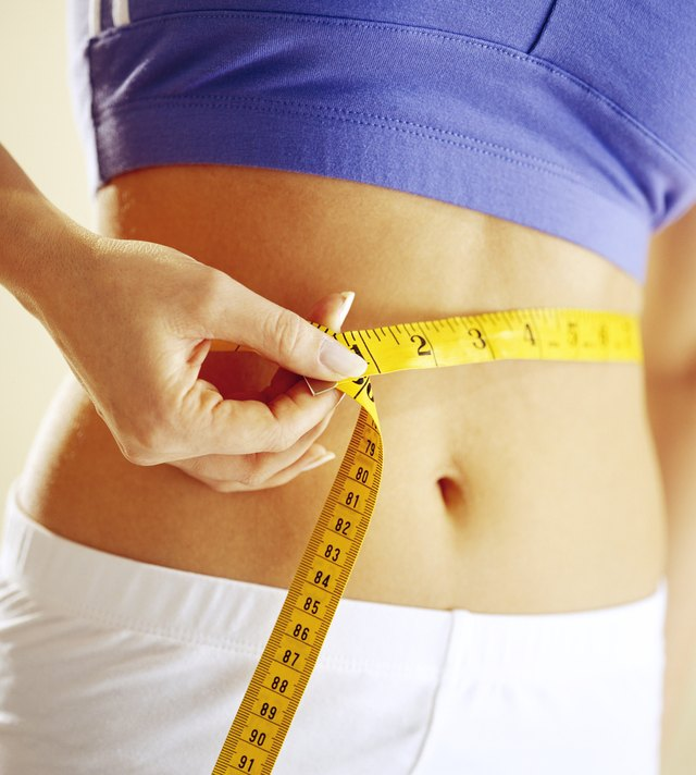 How to Tone the Flab Above the Belly Button