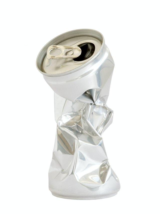 Aluminium drink container