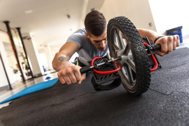 What Does the Ab Roller Wheel Work?