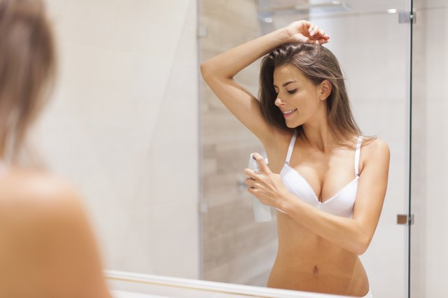 Side Effects of Using Dove Antiperspirant