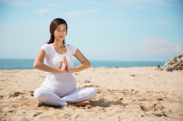 Yoga Positions That Increase Contractions