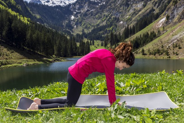 Thoracic Spine Stretches