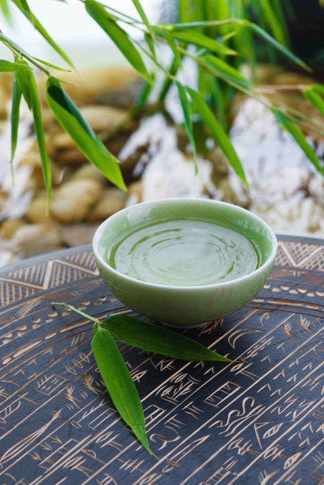 Does Green Tea Help Lower Cholesterol? | Livestrong.com