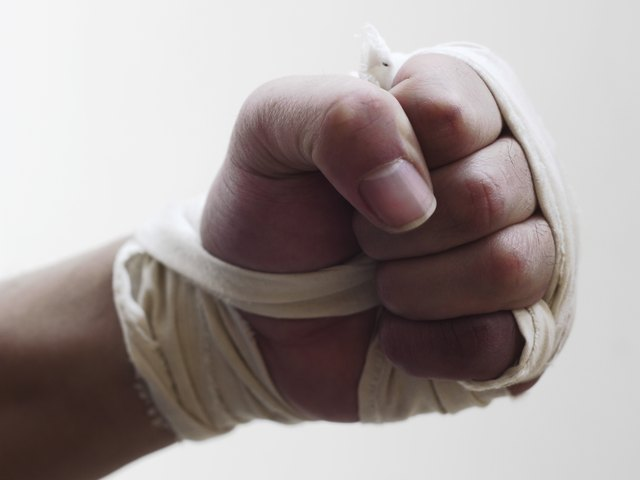 Fists of Fury  by  the wrapping cloth