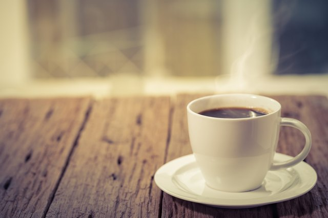 Coffee hot cup