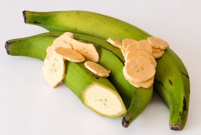 Cuban Cuisine: Green Plantian Banana Chips