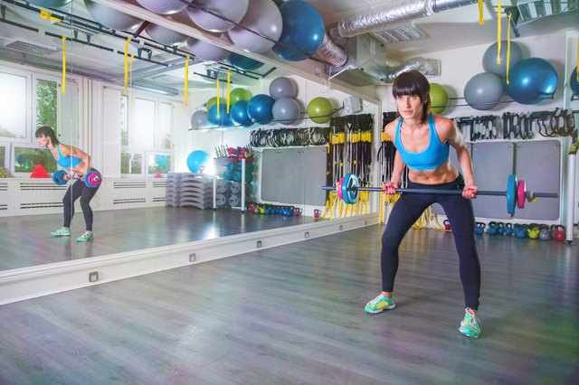 Ways to Secure Barbell Weights