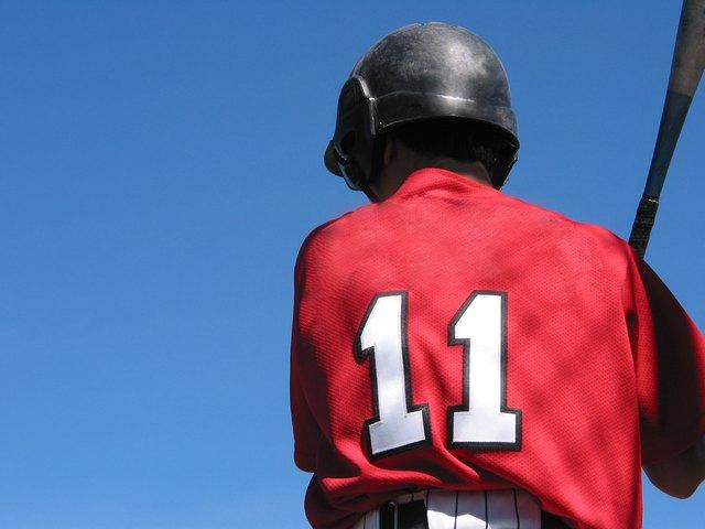 Baseball Player - #11